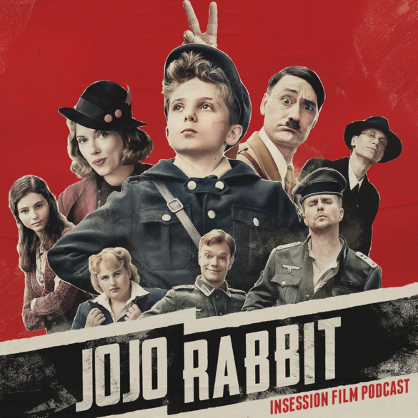 Podcast: Jojo Rabbit / Wild Strawberries – Episode 348