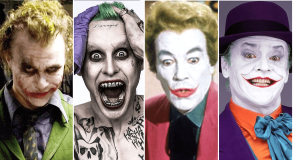 Poll: Who has been your favorite Joker thus far?