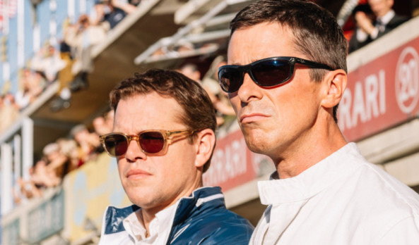 Movie Review: 'Ford v Ferrari' is an entertaining crowd-pleaser
