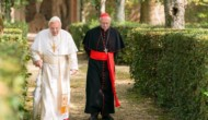 Movie Review: 'The Two Popes' is engaging, moving and surprisingly quite funny