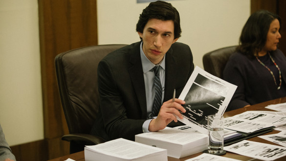 Movie Review: 'The Report' never settles on how to tell its legitimately powerful story