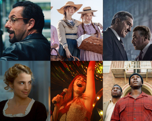 Preview: InSession Film Awards / Top 10 Movies of 2019