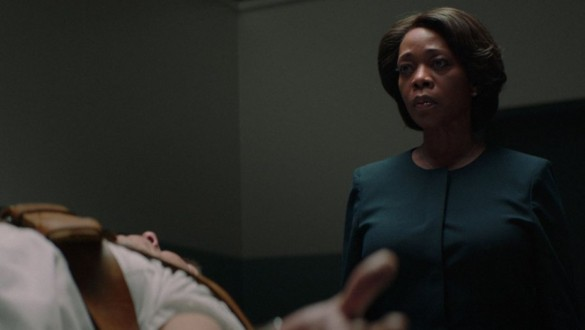 Movie Review: Anchored by Alfre Woodard, 'Clemency' offers no easy answers