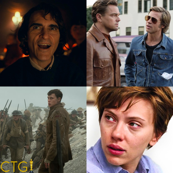 Podcast: Reactions to 2020 Oscar Nominations – Chasing the Gold Ep. 19