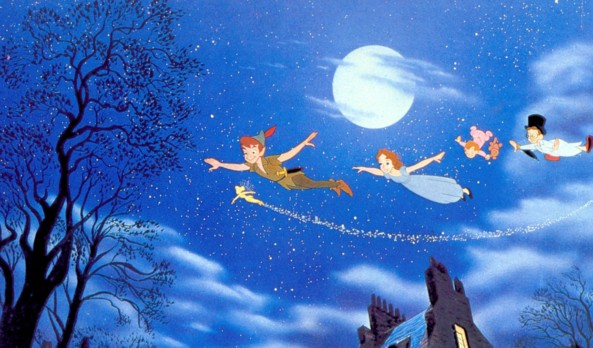 Poll: What is your favorite movie based on/inspired by J.M. Barre's 'Peter Pan'?