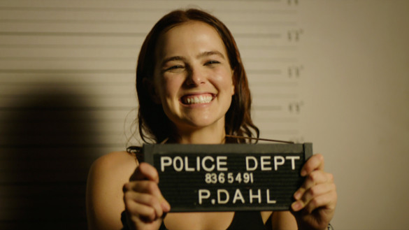 Movie Review: 'Buffaloed' is entertaining thanks to a glorious Zoey Deutch