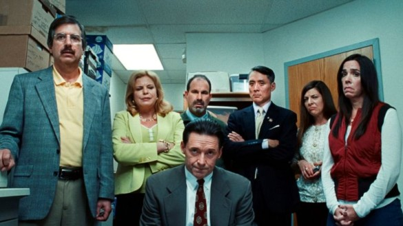 Movie Review: 'Bad Education' depicts the ugly side of Hugh Jackman