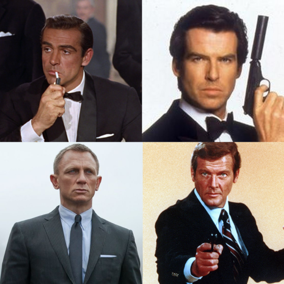 Podcast: James Bond Movie Series Awards – Patreon Bonus Content