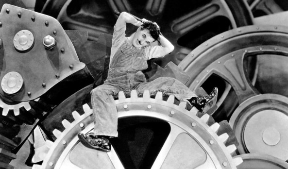 Podcast: Charlie Chaplin Movie Series