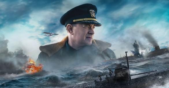 Movie Review: 'Greyhound' is a decent WWII action-thriller
