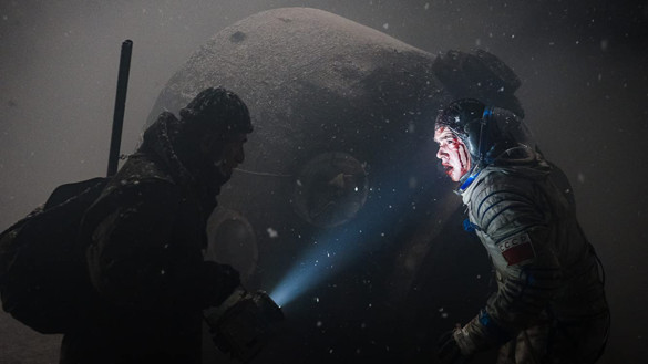Movie Review: 'Sputnik' is a probing extraterrestrial chiller