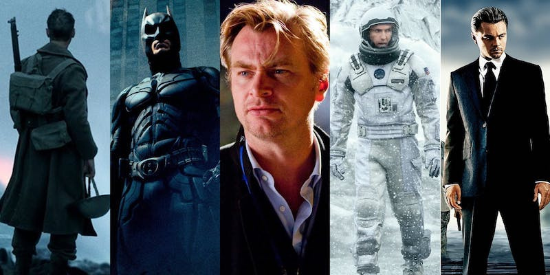 Poll What Is Your Favorite Christopher Nolan Movie Insession Film