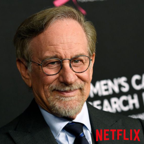 Podcast:  Steven Spielberg / Netflix Debate – Chasing the Gold Ep. 11