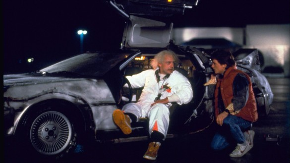 Classic Film Review: Back in Time – A Retrospective on 'Back to the Future'