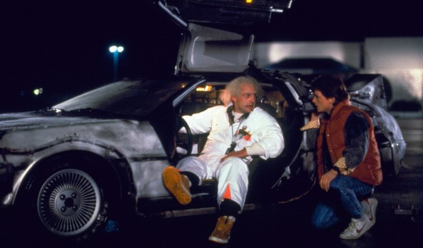 InSession 'Classic' Film Review: Back in Time – A Retrospective on 'Back to the Future'