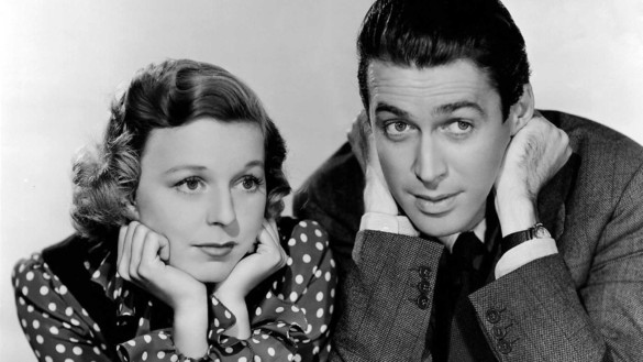 Classic Film: James Stewart and Margaret Sullavan's Legendary Relationship