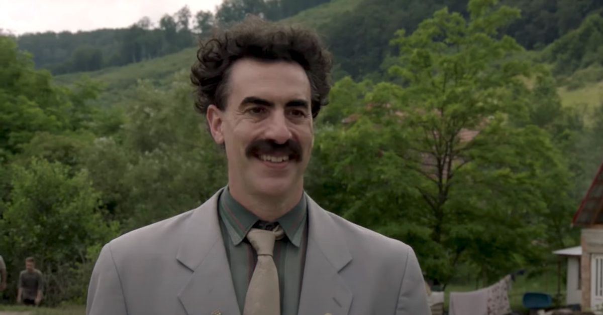 Movie Review: 'Borat Subsequent Moviefilm' is Both Hilarious and Horrifying  | InSession Film