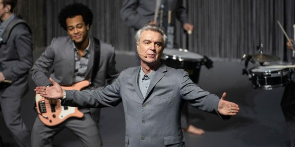 Movie Review (LFF) – David Byrne's 'American Utopia' is a Concert Experience Unlike Any Other