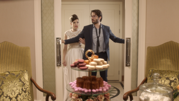 Movie Review (LFF): 'Honeymood' is an Pleasant, Offbeat Odyssey