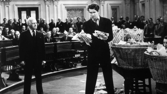 Classic Film Review: 'Mr. Smith Goes to Washington' Illustrates the Politician We Deserve