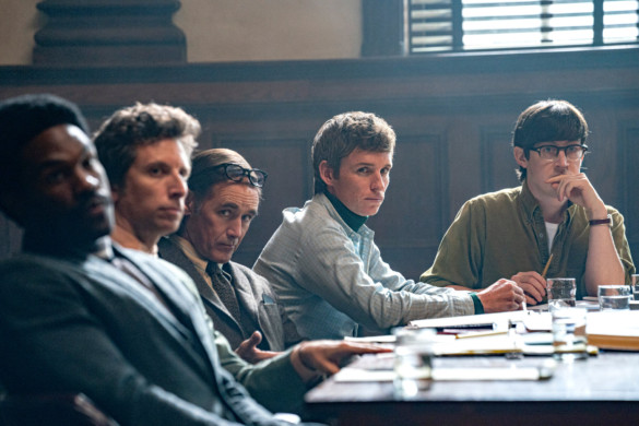 Movie Review: 'The Trial of the Chicago 7' is an Expertly Crafted Courtroom Drama by Aaron Sorkin