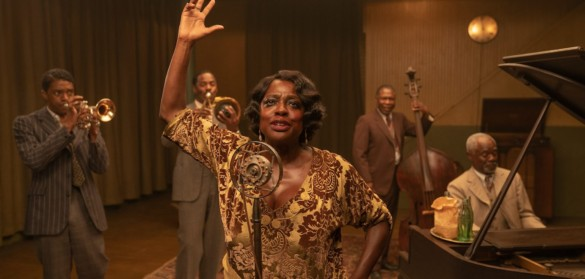 Movie Review: 'Ma Rainey's Black Bottom' Sings When It Focuses on Boseman, Struggles as a Whole