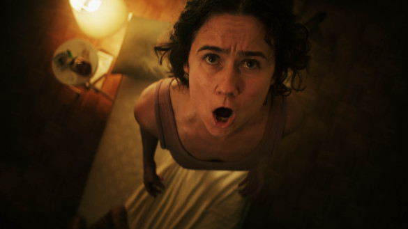 Movie Review (Sundance): 'Knocking' Shows Paranoia on a Small Scale