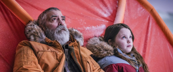 Movie Review: 'The Midnight Sky' is a Futuristic Drama Filled With Tropes